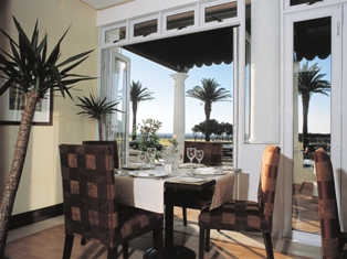 Restaurant, Winchester Mansions, Cape Town, South Africa
