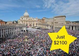 Rome Piazza San Pietro