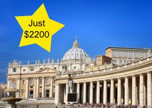 Rome tour with Canonization of Pope John Paul II