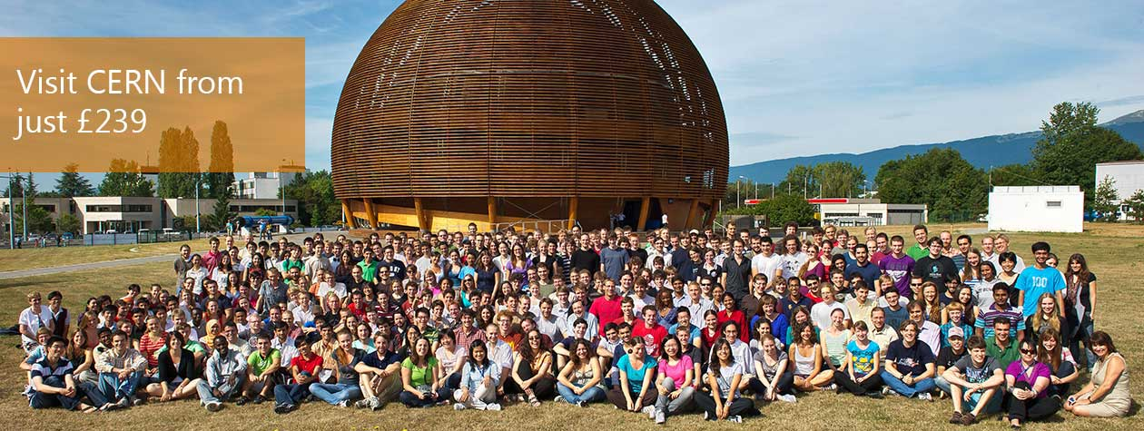 School Trips to Cern