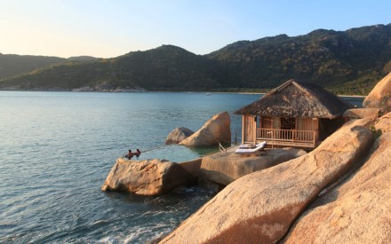 Siz Senses Ninh Van Bay - Lodge