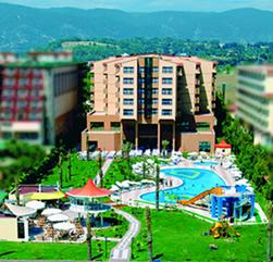 Stella Beach Hotel Alanya Turkey