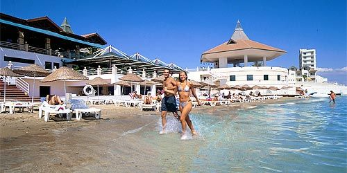 The Salamis Conti Resort Famagusta North Cyprus