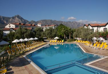 The Ship Inn Hotel l Kyrenia Hotel  l Northern Cyprus l Direct Traveller