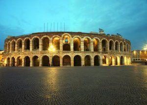 Theatre tours Italy