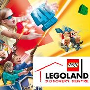 Legoland Discovery centre family break only £128 per family
