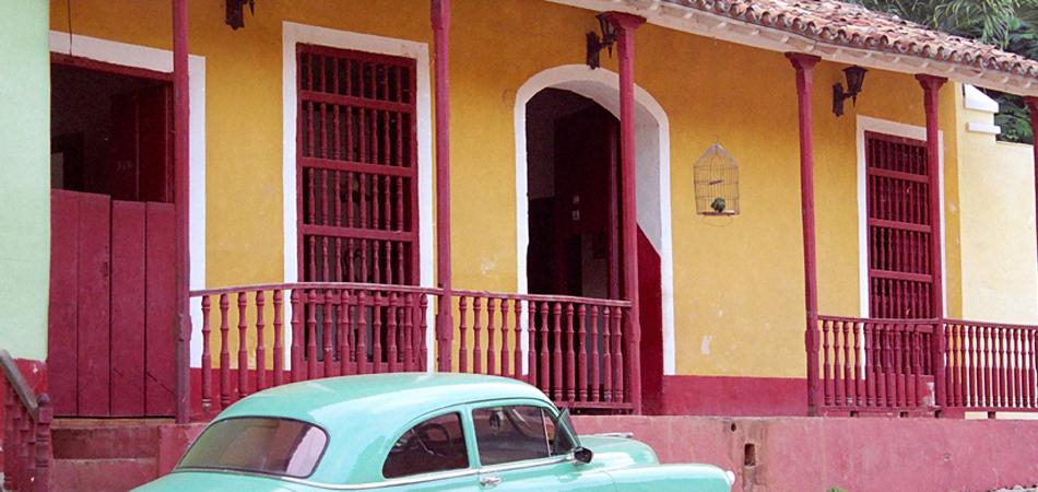 La Isla Grande, Cuba