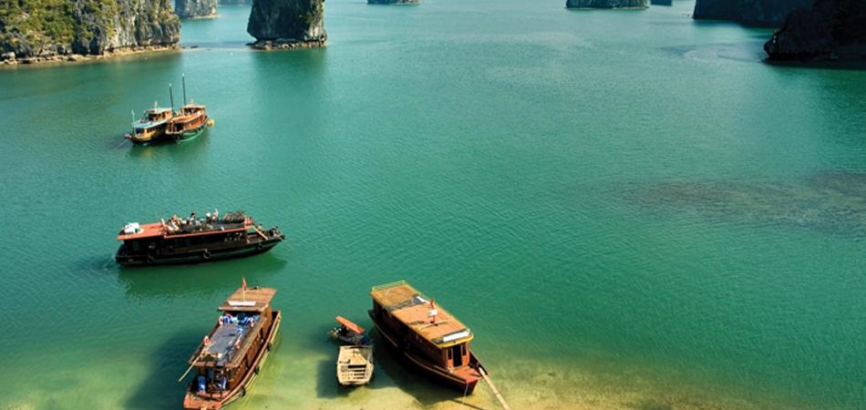 Angkor to the Bay, Vietnam