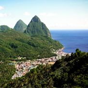 St Lucia luxury holiday from 1480pp
