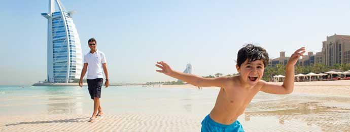 United Arab Emirates l Dubai l Abu Dhabi Holidays