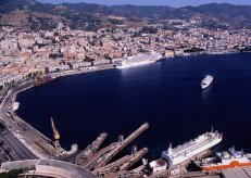 Messina port