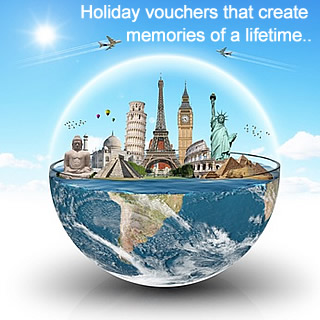 Holiday Vouchers - The gift that creates memories for a lifetime