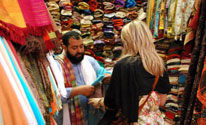 Haggling and Tipping