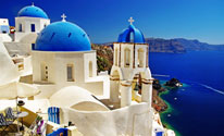 Greek Islands and Turkey