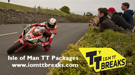 Isle of Man TT 2015