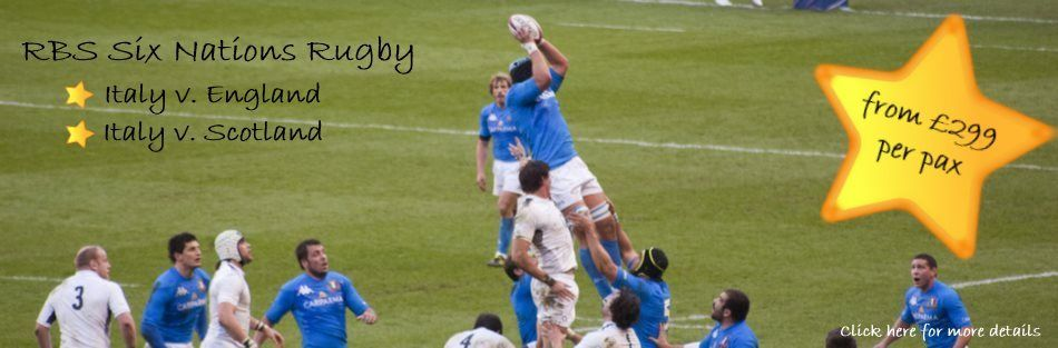 A. Six Nations Rugby Packages