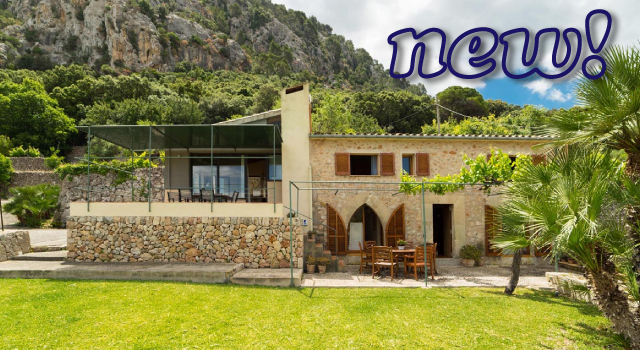 Villa Costa in Pollensa, Mallorca