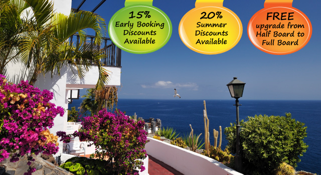 Jardin Tecina Offer