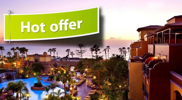 Europe Villa Cortes Hotel in Playa de Las Americas, Tenerife