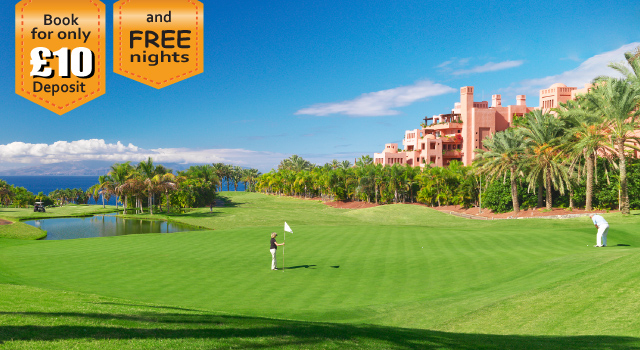 Abama Golf & Spa Resort, Guia de Isora, Tenerife