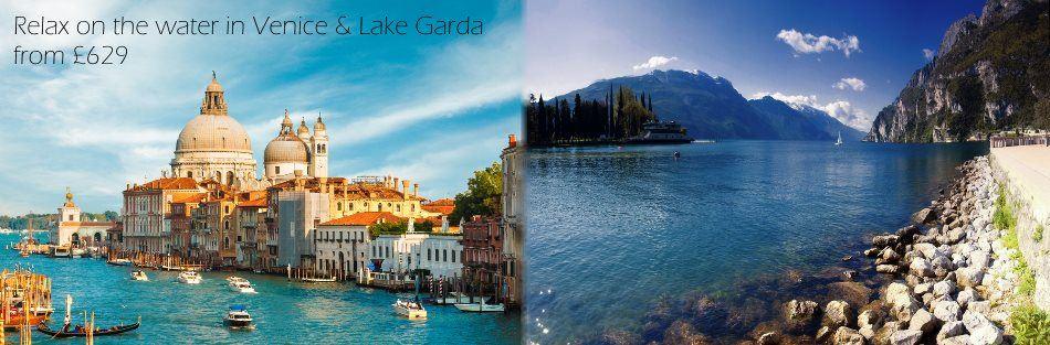 G. Venice, Lake Garda