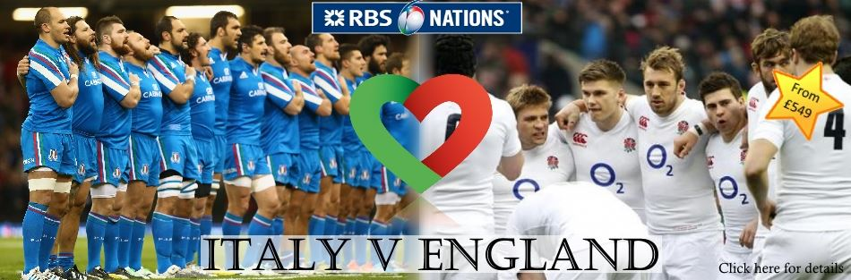 B. Six Nations Rugby Packages