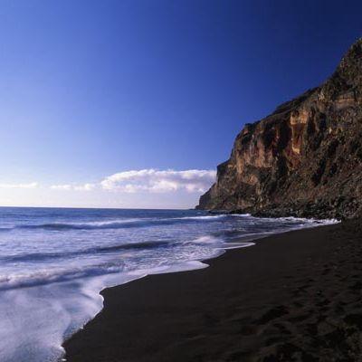 Beach-La Gomera