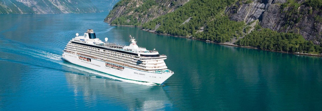 Crystal Cruises at Full Circle Travel