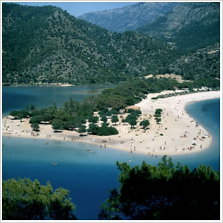 Olu Deniz, Aegean Coast, Turkey, Holidays