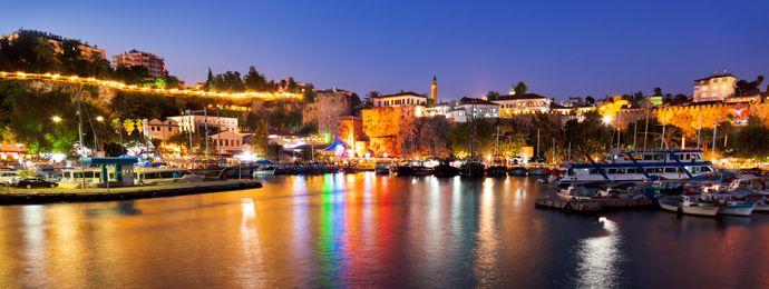 Antalya Holidays, Antalya Tours
