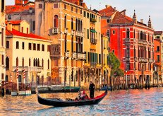 Venice, Venetian canal