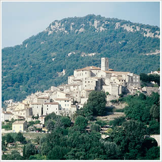 Opio, South of France