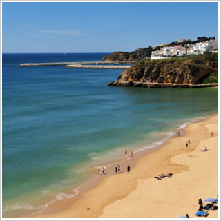 Albufeira, Algarve, Portugal, Holiday