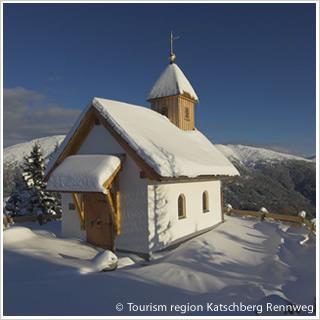 Katschberg, Austrian Alps