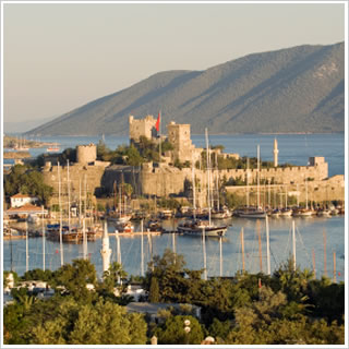 Bodrum Castle, Turkey Holidays
