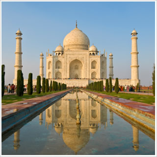 Wendy Wu Tours Taj Mahal India