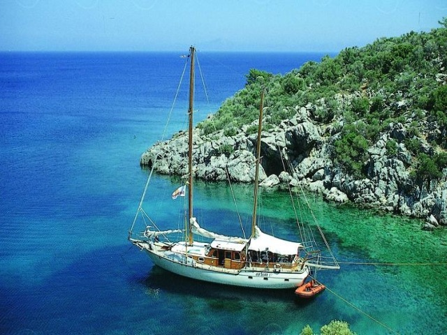 Marmaris Gulet Cruise Holidays, Marmaris Blue Cruise Deals