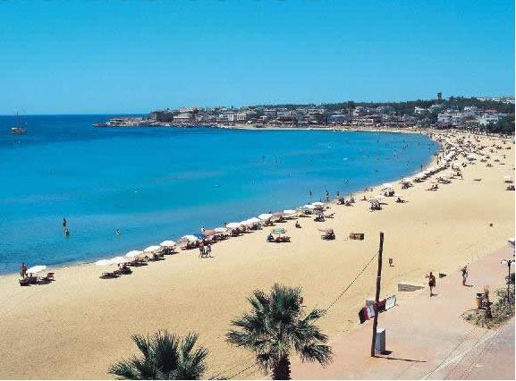 Kurių Turkijos kurortų paplūdimiai patys geriausi?