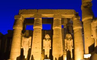 Luxor and Aswan